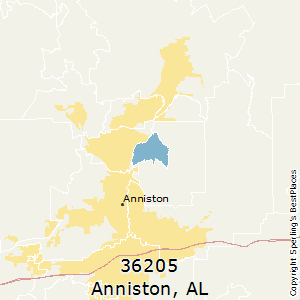 Best Places to Live in Anniston (zip 36205), Alabama