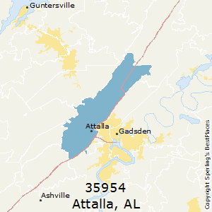 Best Places to Live in Attalla (zip 35954), Alabama