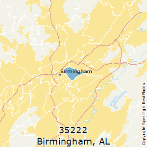 Best Places To Live In Birmingham Zip 35222 Alabama