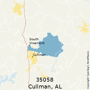 Best Places to Live in Cullman (zip 35058), Alabama