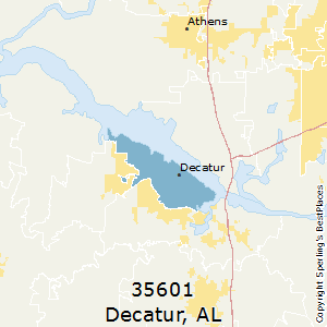 Best Places to Live in Decatur (zip 35601), Alabama