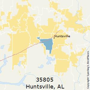 Best Places To Live In Huntsville Zip 35805 Alabama