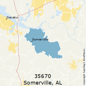 Somerville Zip Code Map.Best Places To Live In Somerville Zip 35670 Alabama