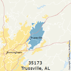 Best Places To Live In Trussville Zip 35173 Alabama