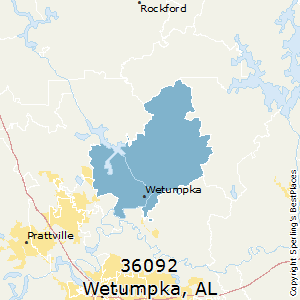 Best Places To Live In Wetumpka Zip 36092 Alabama