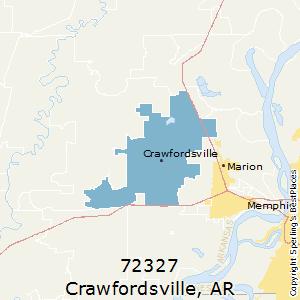 Crawfordsville area code