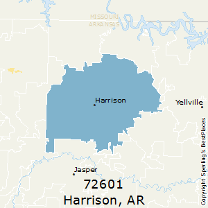 Boone County Arkansas Map.Best Places To Live In Harrison Zip 72601 Arkansas