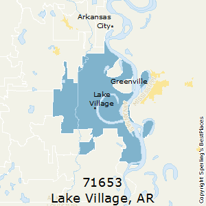 Lake_Village,Arkansas(71653) Zip Code Map
