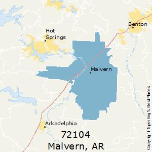 Best Places To Live In Malvern Zip 72104 Arkansas