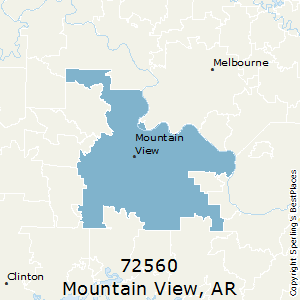 Best Places To Live In Mountain View Zip 72560 Arkansas