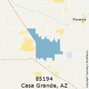 Best Places to Live in Casa Grande (zip 85194), Arizona
