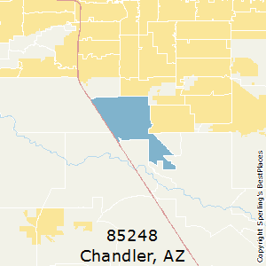Best Places To Live In Chandler Zip 85248 Arizona