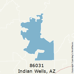 Indian_Wells,Arizona County Map