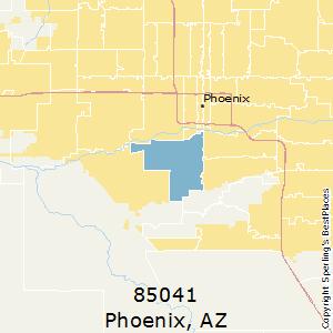 Best Places to Live in Phoenix (zip 85041), Arizona