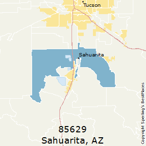 Map Of Tucson Arizona Zip Codes.Best Places To Live In Sahuarita Zip 85629 Arizona