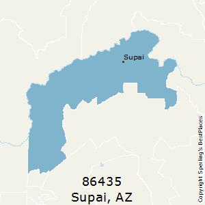 Supai Arizona Map.Best Places To Live In Supai Zip 86435 Arizona