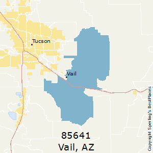 Vail Arizona Map.Best Places To Live In Vail Zip 85641 Arizona