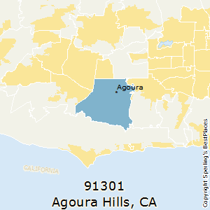 Best Places to Live in Agoura Hills (zip 91301), California