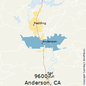 Best Places To Live In Anderson Zip 96007 California