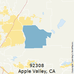 Best Places to Live in Apple Valley (zip 92308), California