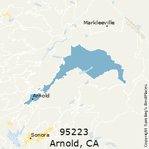 Best Places To Live In Arnold Zip 95223 California