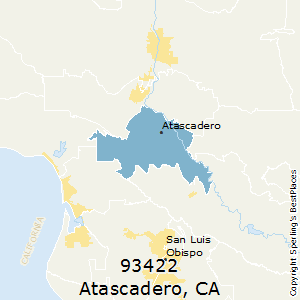 Best Places to Live in Atascadero (zip 93422), California