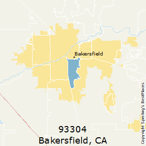 Best Places To Live In Bakersfield Zip 93304 California