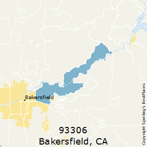 Best Places To Live In Bakersfield Zip 93306 California