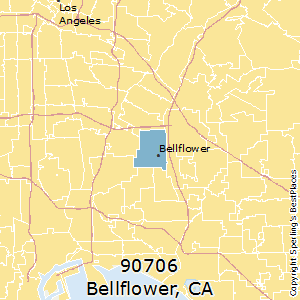 Best Places To Live In Bellflower Zip 90706 California