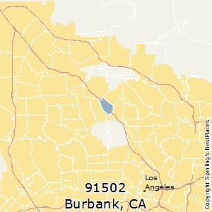 Best Places to Live in Burbank (zip 91502), California