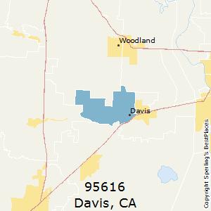 Best Places To Live In Davis Zip 95616 California