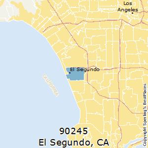 Best Places To Live In El Segundo Zip 90245 California