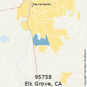 Best Places To Live In Elk Grove Zip 95758 California