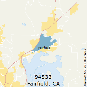 Best Places To Live In Fairfield Zip 94533 California
