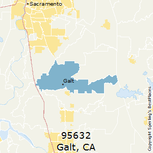 Zip Code Map Sacramento Ca.Best Places To Live In Galt Zip 95632 California