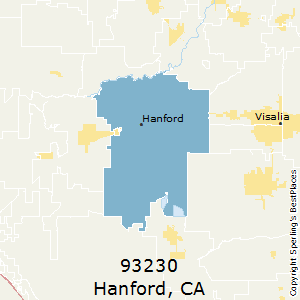 Hanford Ca Zip Code Map.Best Places To Live In Hanford Zip 93230 California