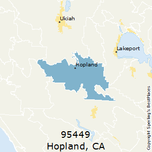 Best Places To Live In Hopland Zip 95449 California