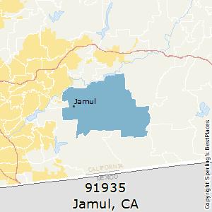Rancho Bernardo Zip Code Map.Best Places To Live In Jamul Zip 91935 California