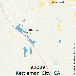 Hanford Ca Zip Code Map.Best Places To Live In Kettleman City Zip 93239 California