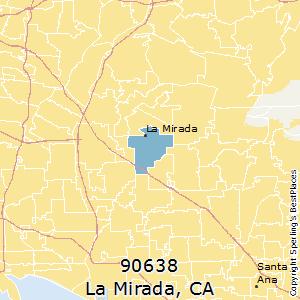 Best Places to Live in La Mirada (zip 90638), California