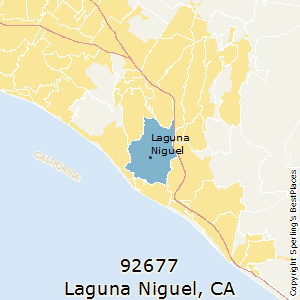 Laguna_Niguel,California County Map