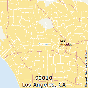 Best Places to Live in Los Angeles (zip 90010), California