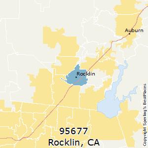 Roseville California Zip Code Map.Best Places To Live In Rocklin Zip 95677 California
