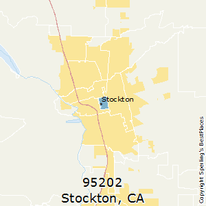 Best Places To Live In Stockton Zip 95202 California
