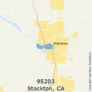 Best Places To Live In Stockton Zip 95203 California