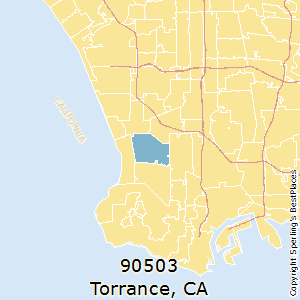 Best Places To Live In Torrance Zip 90503 California