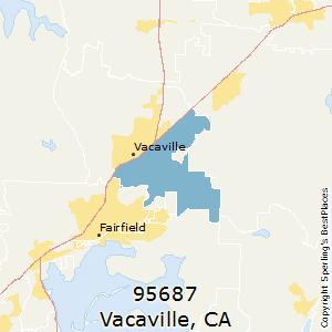 Map Of California Vacaville.Zip Codes For Vacaville Ca Vaca
