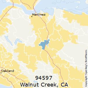 Best Places To Live In Walnut Creek Zip 94597 California