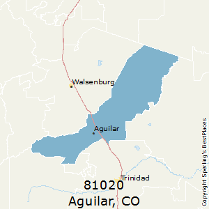 Aguilar Colorado Map.Best Places To Live In Aguilar Zip 81020 Colorado