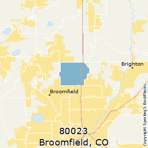 Best Places to Live in Broomfield (zip 80023), Colorado